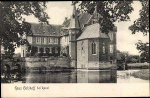 Ak Roxel Münster in Westfalen, Haus Hülshoff