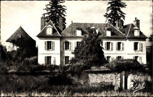 Ak Marcq Yvelines Frankreich, Le manoir, Herrenhaus