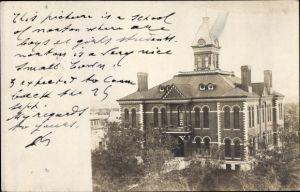 Foto Ak Norton Kansas USA, Norton County Court House