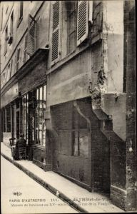 Ak Paris Hôtel de Ville, Rue de l'Hôtel de Ville