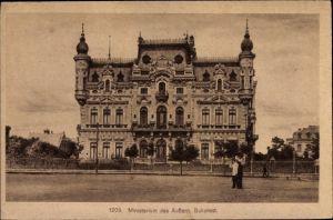 Ak București Bukarest Rumänien, Außenministerium