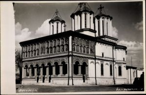 Foto Ak București Bukarest Rumänien, Patriarchalkathedrale