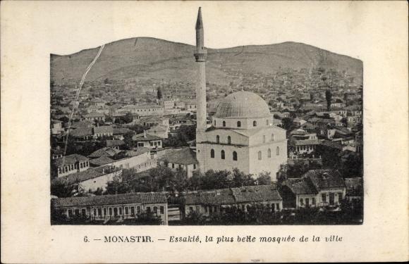 Ak Bitola Monastir Mazedonien, Essakie mosquee