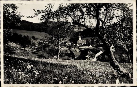 Ak Langenbruck Kt. Basel Land Schweiz, Basler Jura, Panorama
