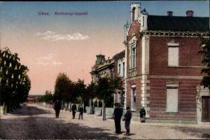 Ak Liepaja Libau Lettland, Kurhausprospekt