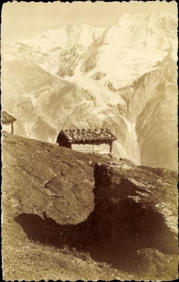 Ak Mürren Kt. Bern Schweiz, Schiltalp, Gletscherhorn, Ebnefluh