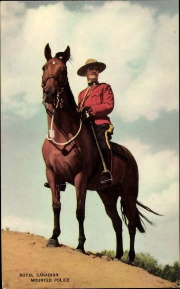 Ak Royal Canadian Mounted Police