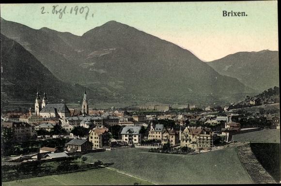 Ak Brixen Südtirol, Panorama