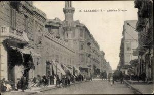 Ak Alexandria Ägypten, Attarine Mosque