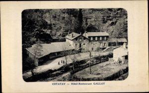 Ak Cotatay Loire, Hotel Restaurant Gallot