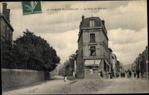 Ak Le Chambon Feugerolles Loire, La Croix de Mission