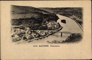 Ak Hastière Wallonien Namur, Panorama