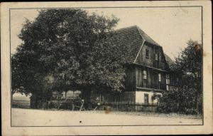 Ak Ehrenhain Nobitz Thüringen, Gasthaus
