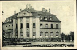 Ak Schkeuditz in Nordsachsen, Postamt