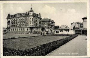 Ak Markkleeberg in Sachsen, Postamt