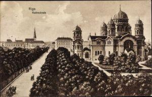 Ak Riga Lettland, Kathedrale