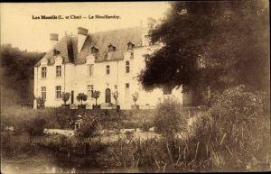 Ak Les Montils Loir et Cher, La Mouillandry