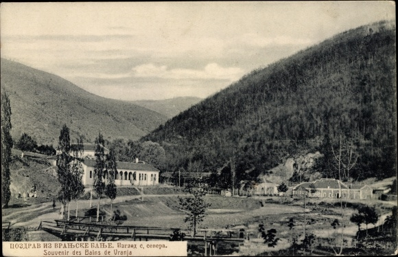 Ak Bains de Vranja Serbien, Kursiedlung