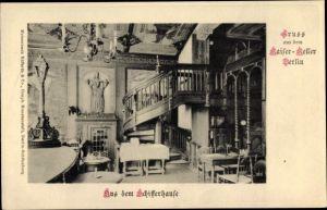 Präge Ak Berlin, Kaiserkeller, Schifferhaus
