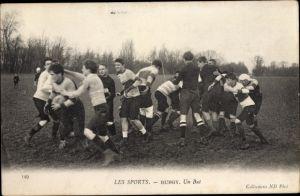 Ak Les Sports, Rugby, un But