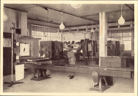 Ak Amsterdam Nordholland Niederlande, NV de Arbeiterspers, Hekelveld 15, Clichéfabriek