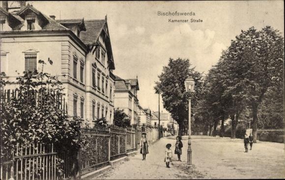 83f73448b2d6d6 Ak Bischofswerda in Sachsen