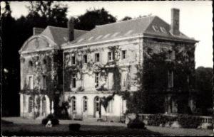 Ak Broglie Eure, Chateau, Le Parc Grand Camp