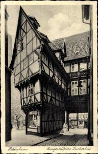 Ak Hildesheim in Niedersachsen, umgestülpter Zuckerhut