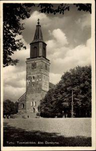 Ak Turku Åbo Westfinnland, Tuomiokirkko, Domkyrka