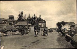 Ak Colombo Ceylon Sri Lanka, Colpetty Road