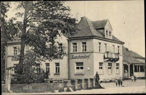 Ak Zuschendorf Pirna in Sachsen, Gasthof zum Lindenthal