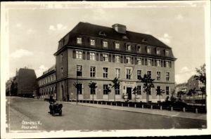 Ak Oelsnitz Vogtland, Postamt