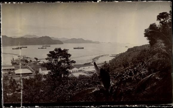 Foto Padang Indonesien, Emmahaven, Panorama