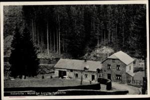 Ak Longfey Robertville Wallonien Lüttich Belgien, Wassermühle