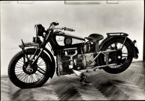 Ak Marxzell BW, Fahrzeug Museum, Windhoff Motorenbau GmbH Berlin, 4 Zylinder Reihenmotor