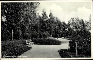 Ak Tschernyschewskoje EydtkauEydtkuhnen Ostpreußen, Volkspark