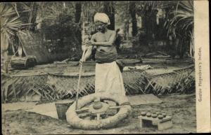 Ak Hamburg Eimsbüttel Stellingen, Gustav Hagenbeck's Indien