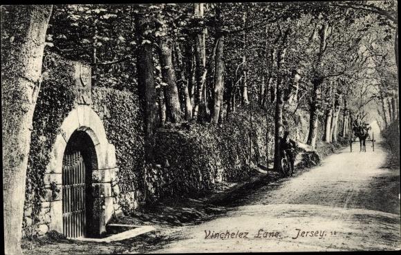 Ak Jersey Kanalinseln, Vinchelez Lane