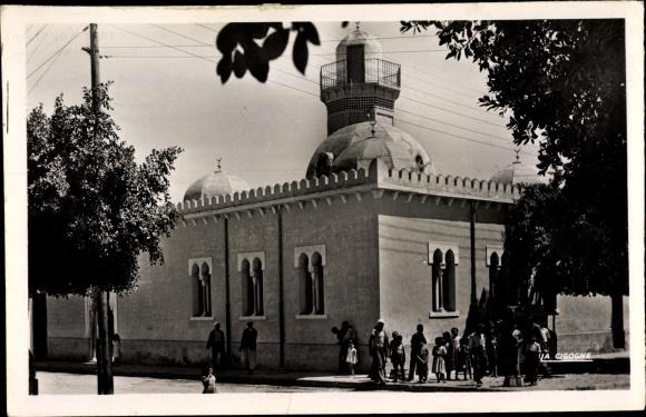 Ak Saint Denis du Sig Algerien, Mosquée