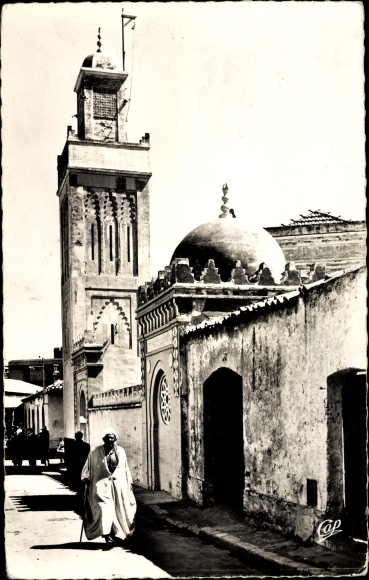 Ak Cherchell Algerien, La Mosquée