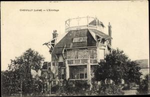 Ak Chevilly Loiret, L'Ermitage