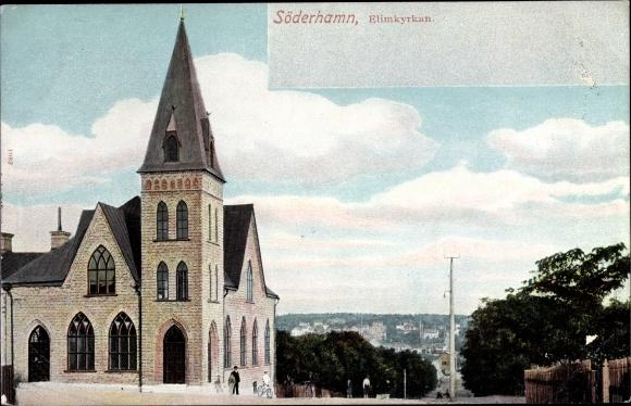 Ak Söderhamn Schweden, Elimkyrkan