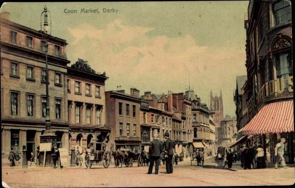 Ak Derby East Midlands, Coon Market