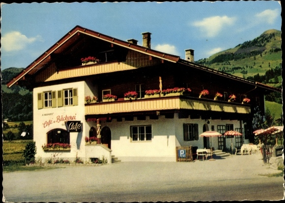 Ak Aurach in Tirol, Pension Neumayr