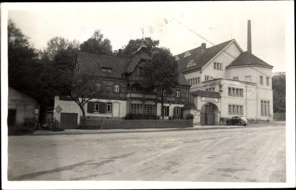 Foto Ak Dresden, Landwirtsschule