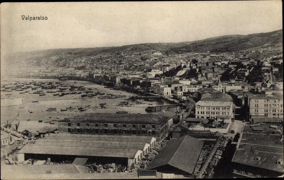 Ak Valparaíso Chile, Panorama