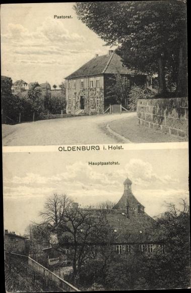 Ak Oldenburg in Holstein, Pastorat, Hauptpastorat