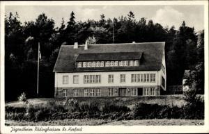 Ak Rödinghausen Preußisch Oldendorf, Jugendheim