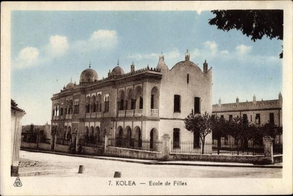 Ak Kolea Algerien, École de Filles