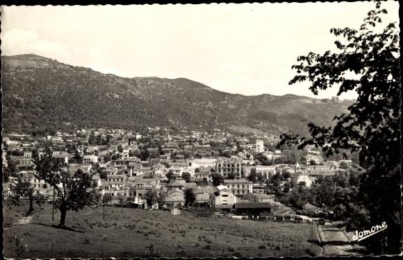 Ak Tizi Ouzou Algerien, Vue générale, vue du Bordj